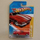 [PACKAGE ERROR] Hot Wheels 2011 HW Premiere Blvd. Bruiser (red) / '65 Ford Ranchero (red)