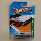 Hot Wheels 2012 Treasure Hunts '69 Chevelle SS 396