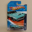 Hot Wheels 2011 Muscle Mania Olds 442 (teal)