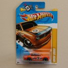 Hot Wheels 2012 New Models BMW 2002 (orange)