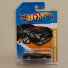 Hot Wheels 2012 HW Premiere 1985 Chevrolet Camaro IROC-Z (black)
