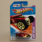 Hot Wheels 2011 Toys R Us Exclusive Bone Shaker (red)