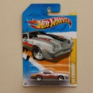 Hot Wheels 2012 HW Premiere '81 Camaro (silver)