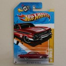 Hot Wheels 2012 New Models '61 Impala (red)