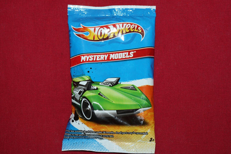 Hot Wheels 2011 Mystery Models Urban Agent #21/24
