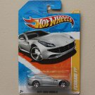 Hot Wheels 2011 New Models Ferrari FF (silver)