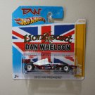 Hot Wheels 2012 HW Premiere Dan Wheldon DW-1 (Indycar Oval Course Race Car)