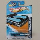 Hot Wheels 2012 Muscle Mania Ford Custom '64 Galaxie 500 (blue)