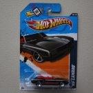 Hot Wheels 2012 Muscle Mania GM '69 Camaro (black)