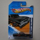 Hot Wheels 2012 Muscle Mania Ford '69 Ford Torino Talladega (black)