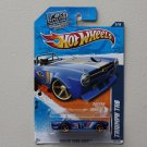 Hot Wheels 2010 Faster Than Ever Triumph TR6 (blue) (see condition)