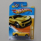 Hot Wheels 2012 New Models '12 Camaro ZL1 (yellow - Kroger Excl.)