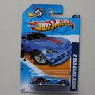 Hot Wheels 2012 HW Performance Dodge Viper GTS-R (blue)