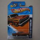 Hot Wheels 2012 Muscle Mania Ford '66 Ford 427 Fairlane (brown - Walmart Redline)