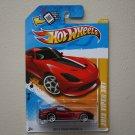 Hot Wheels 2012 New Models 2013 Viper SRT (red)