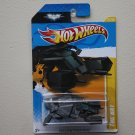 Hot Wheels 2012 HW Premiere The Bat (black)