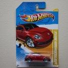 Hot Wheels 2012 HW Premiere 2012 Volkswagen Beetle (red)