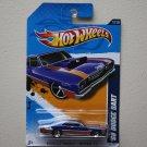 Hot Wheels 2012 Muscle Mania Mopar '68 Dodge Dart (blue)