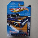 Hot Wheels 2012 Heat Fleet Custom '62 Chevy (blue)