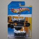 Hot Wheels 2012 HW Premiere Mars Rover Curiosity