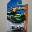 Hot Wheels 2013 HW Stunt '12 Mini Countryman Rally (green)