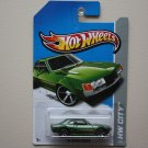 Hot Wheels 2013 HW City '70 Toyota Celica (green)