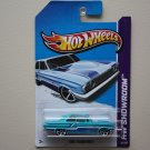 Hot Wheels 2012 Muscle Mania Ford Ford Thunderbolt (blue)