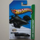 Hot Wheels 2013 HW Imagination Batman Live Batmobile