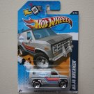 Hot Wheels 2012 HW Performance Baja Breaker (silver - Kmart Excl.)
