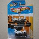 Hot Wheels 2012 New Models Mars Rover Curiosity
