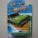 Hot Wheels 2012 Treasure Hunts '65 Ford Ranchero