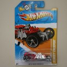 Hot Wheels 2012 New Models Street Creeper (red)