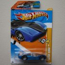 Hot Wheels 2012 New Models Spin King (blue)