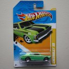 Hot Wheels 2012 HW Premiere Chevrolet (Opala) SS (green)