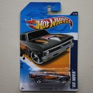 Hot Wheels 2012 HW Racing '68 Nova (black)
