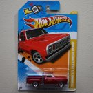 Hot Wheels 2012 New Models '78 Dodge Li'l Red Express Pickup (red)