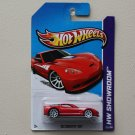 Hot Wheels 2013 HW Showroom '09 Corvette ZR1 (red)