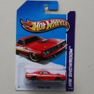 Hot Wheels 2013 HW Showroom '71 HEMI Cuda (red)
