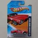Hot Wheels 2012 HW Performance '70 Camaro Road Race (red)