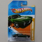 Hot Wheels 2012 New Models '73 Pontiac Firebird (green)