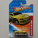Hot Wheels 2011 Thrill Racers Highway Nissan Silvia S15 (yellow)