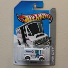 Hot Wheels 2013 HW City Bread Box (white) Treasure Hunts (read condition)