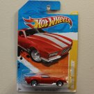 Hot Wheels 2011 HW Premiere Blvd. Bruiser (red)
