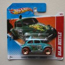 Hot Wheels 2011 Thrill Racers Jungle Baja Beetle (teal)