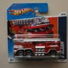 Hot Wheels 2011 HW City Works 5 Alarm (red)