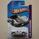 Hot Wheels 2013 HW Showroom Porsche 918 Spyder (silver)