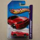 Hot Wheels 2013 HW Showroom Nissan Skyline GT-R (R34) (red)