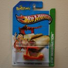 Hot Wheels 2013 HW Imagination The Flintstones Flintmobile
