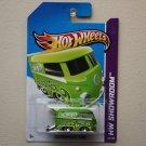 Hot Wheels 2013 HW Showroom Volkswagen Kool Kombi (green)