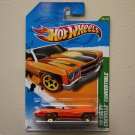 Hot Wheels 2012 Treasure Hunts '70 Chevy Chevelle Convertible